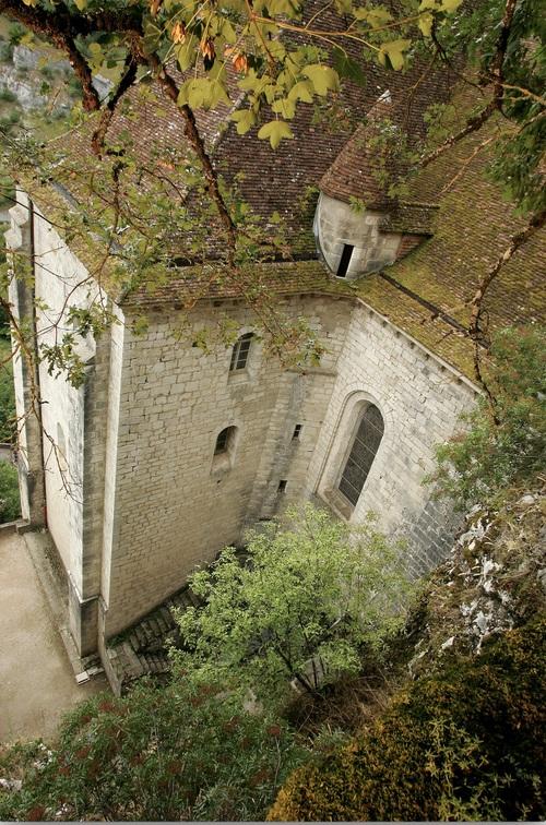 Vues depuis le château