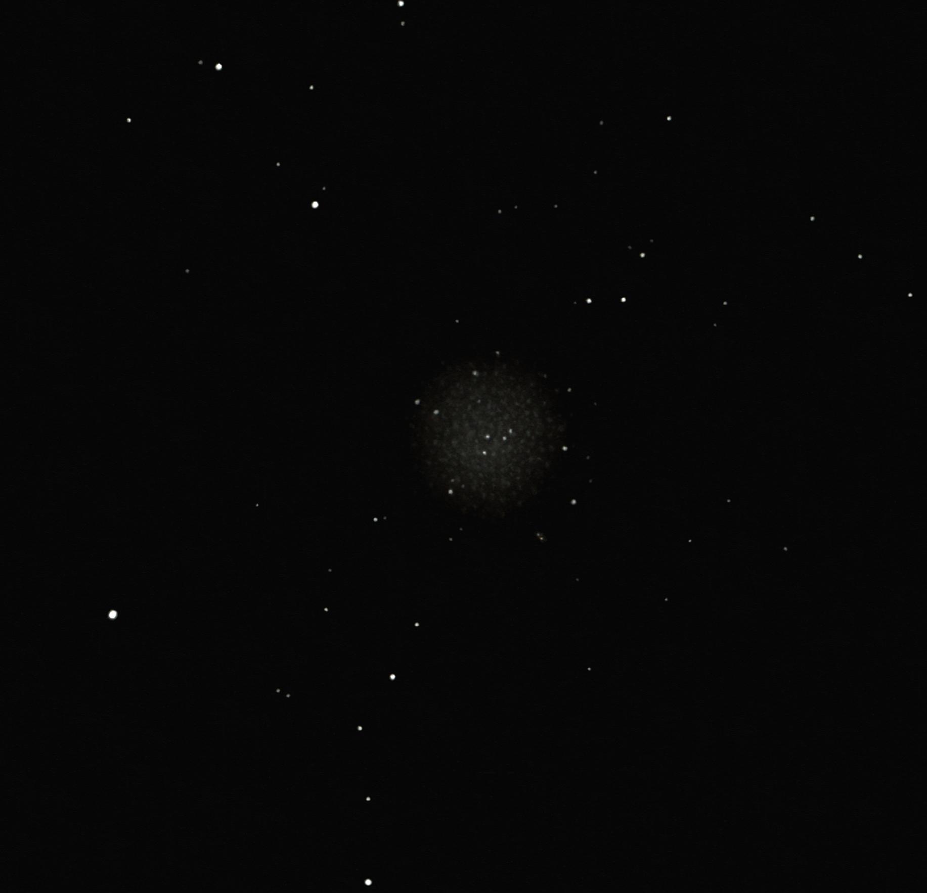 ngc 6101 globular cluster