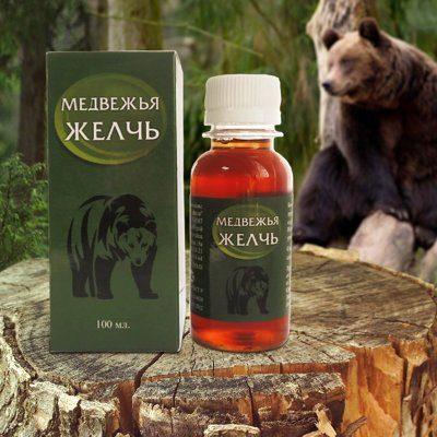 Желчь медвежий лечение геморроя