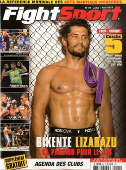 FightSport Mag