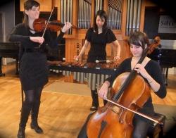 CONCERT - Trio ROSEADORA - 17 MARS 2012