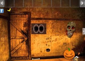 Jouer à Spooky Halloween escape