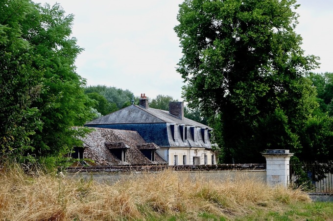"""""""Ma"""" Grande Maison au bout du chemin !"""