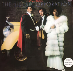 The Hues Corporation - Not So Shabby - Complete LP