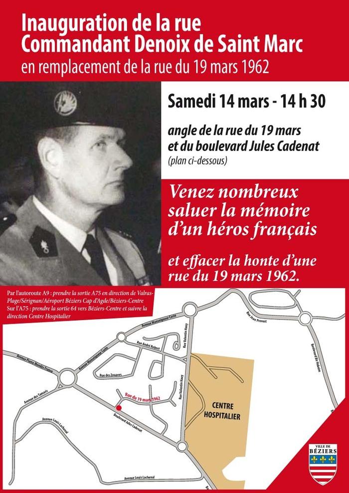 """Informations de Jean-François GAVOURY : « Béziers, 14 mars 2015 - Extrait d'article paru en  page 8 du journal """"Le Monde"""" de ce mercredi soir »."""