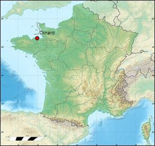 St Malo-Dinard