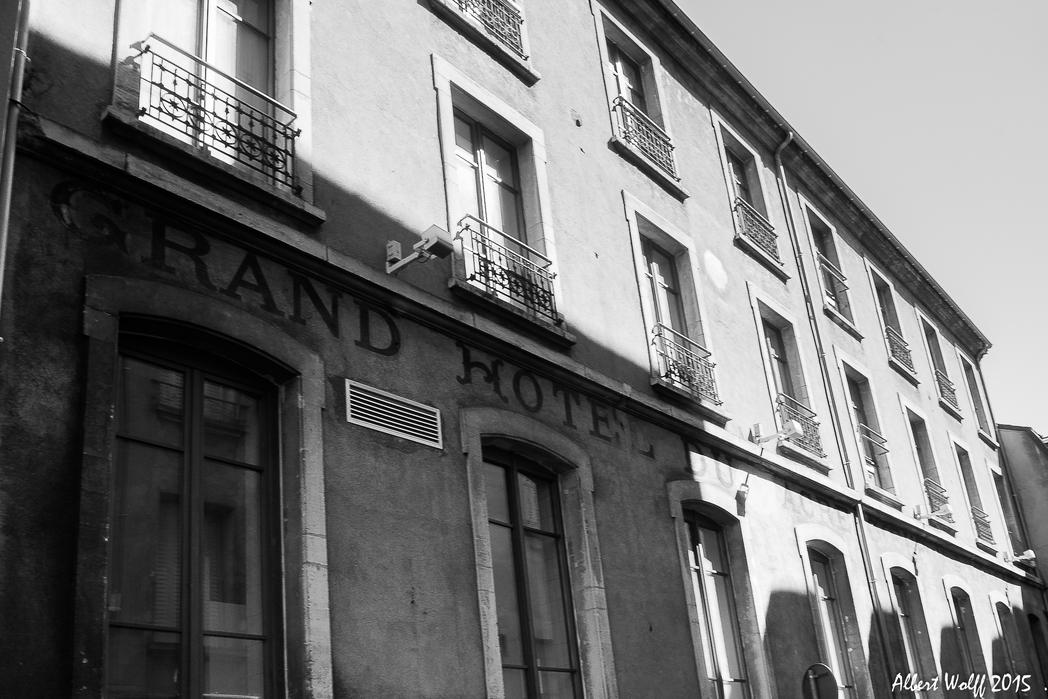 Paray le Monial,  l'ancien