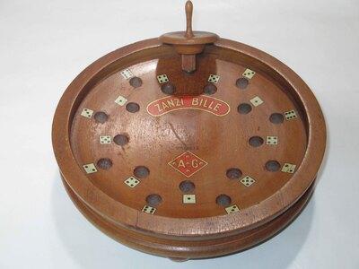 Jeux de table anciens