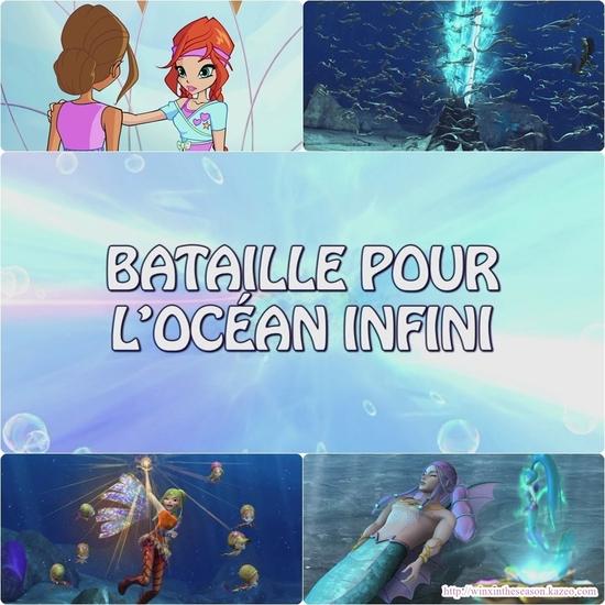 Episode 25 - Bataille pour l'Océan Infini