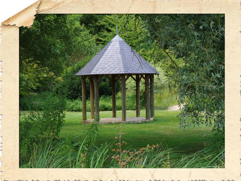 86160 Magné le Parc de la belle