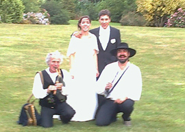 Sonneurs pour mariages