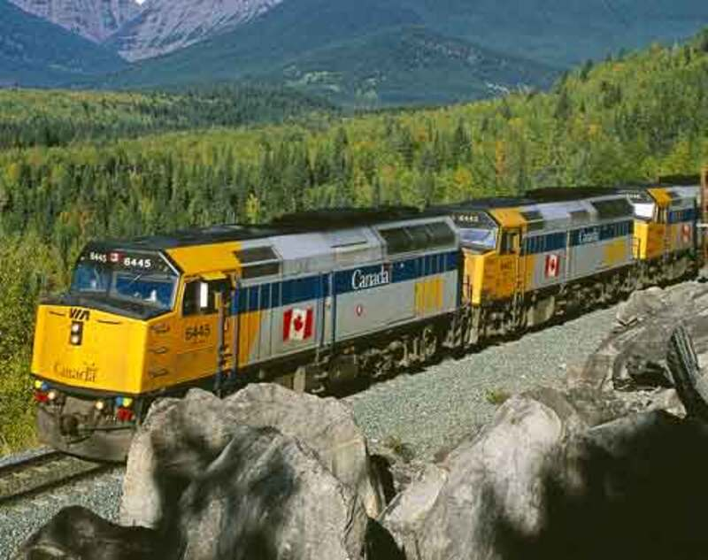 Chronologie de la construction du chemin de fer canadien
