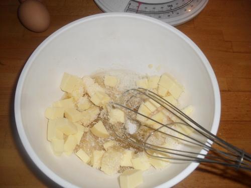 un peu d'exotisme...un gâteau ananas noix de coco...