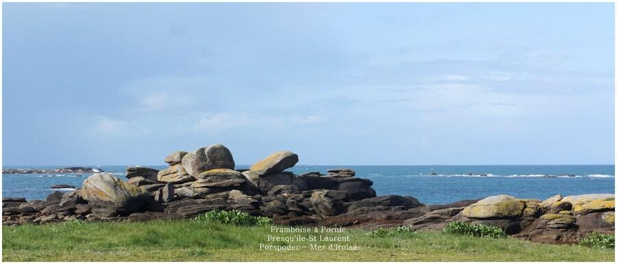 Presqu'île Saint Laurent à Porspoder