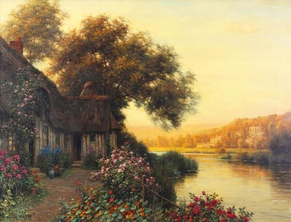 Peintures de : Louis Aston Knight