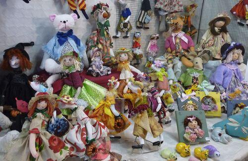 Le marché de Noël de Meyssac