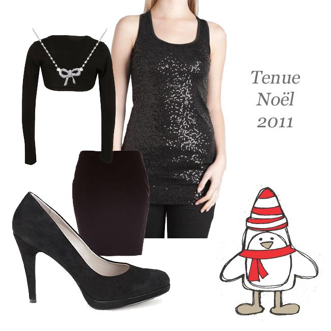 Tenue Noël 2011