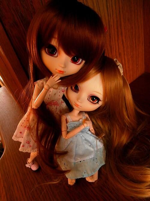 Honorine & Abigael