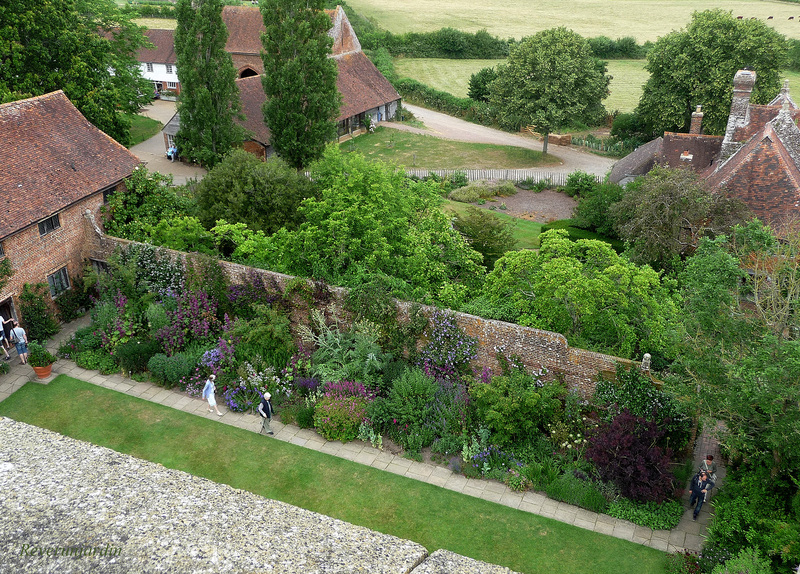 Sissinghurst Castle Gardens 1
