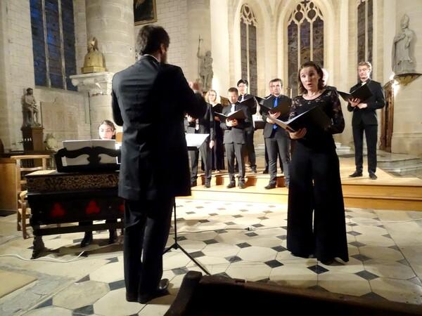 Concert de la Semaine de Saint Vorles à Laignes
