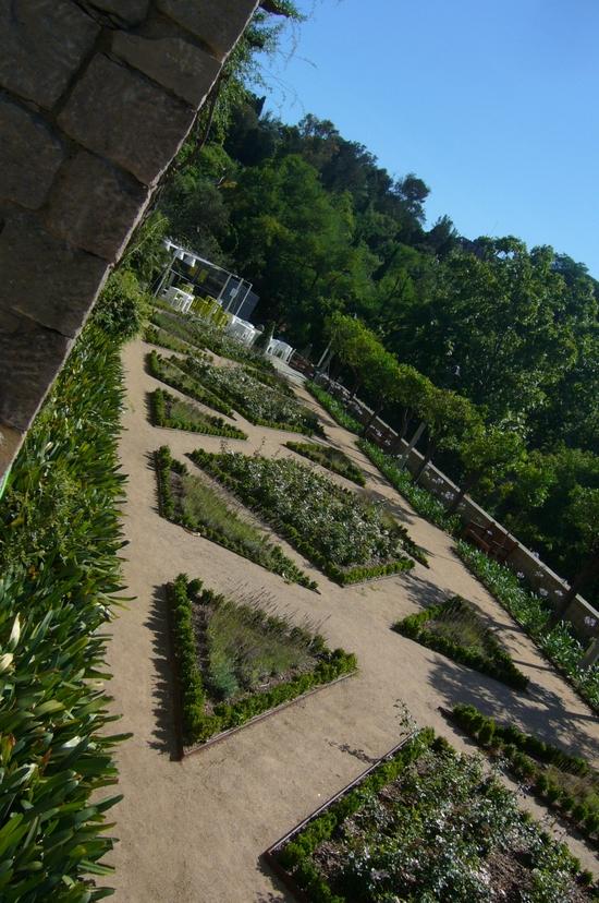 Montjuic -jardins Maragall2