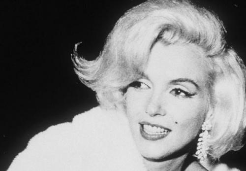 La vie de Marilyn....