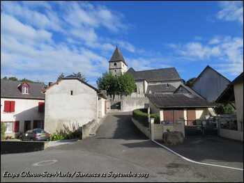 (J12) Oloron-Ste-Marie _24km _ 12 septembre 2013 _