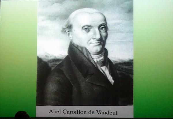 Etienne Jean Bouchu , un maître de forges au temps des Lumières, une conférence proposée par les Amis du Musée du Pays Châtillonnais-Trésor de Vix