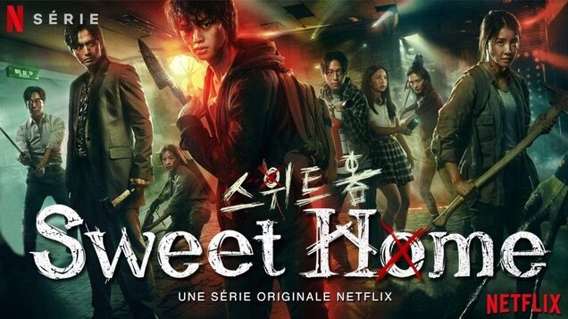 SWEET HOME (DRAMA COREEN NETFLIX)