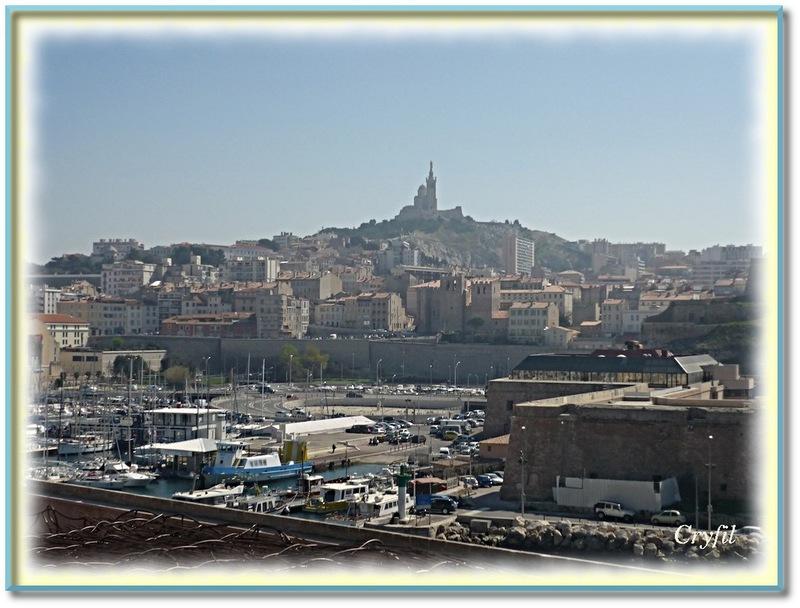 Du Forts Saint Jean au Mucem