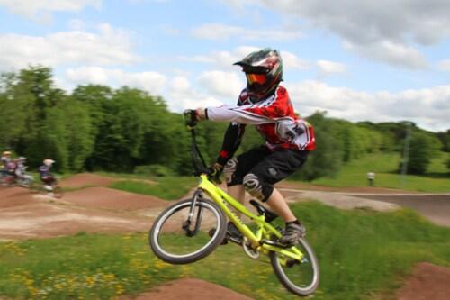 entrainement BMX Mandeure 09 05 2015