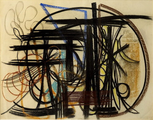 Art Informel ou abstraction lyrique (1945-1960) Paris