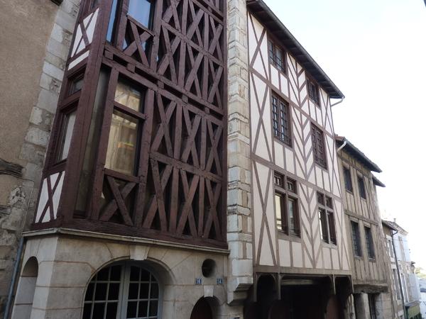 Pour une journée à Poitiers...