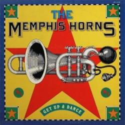 The Memphis Horns - Get Up & Dance - Complete LP
