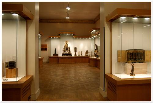 Musée Guimet. Le Panthéon bouddhique.