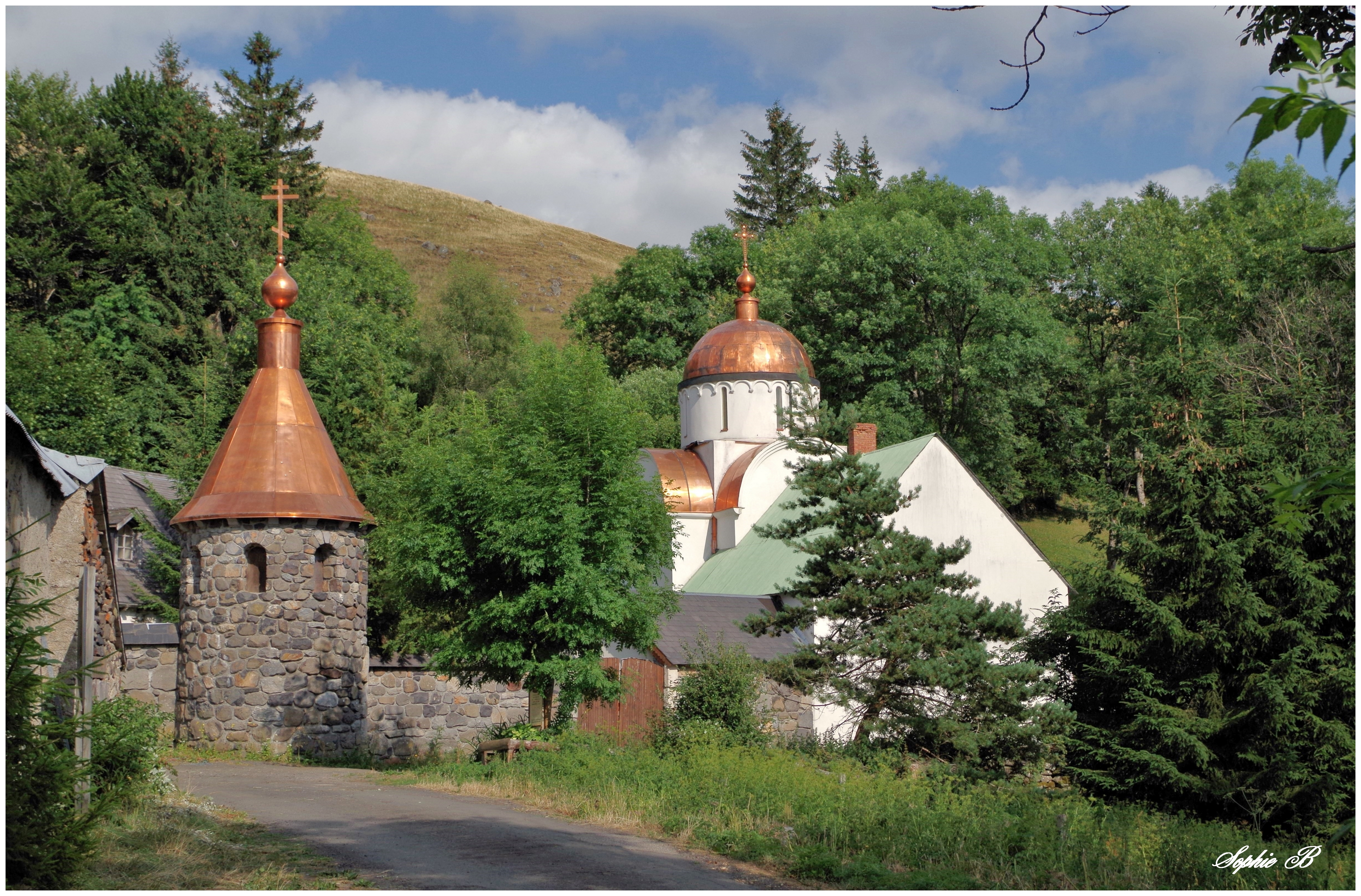 monastere-orthodoxe - Photo