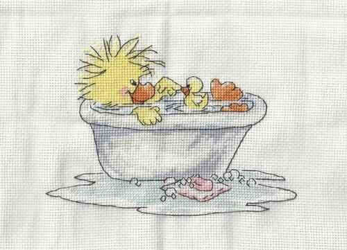 DMC - Dans son bain