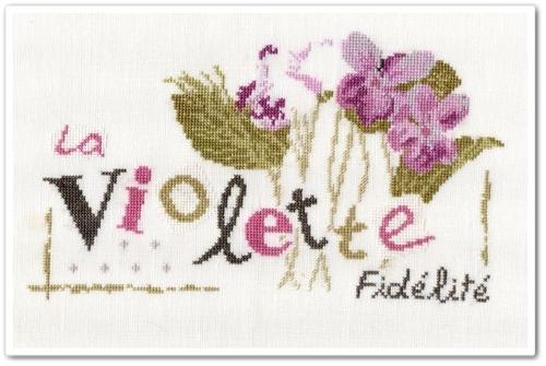La Violette de Lilipoints 3