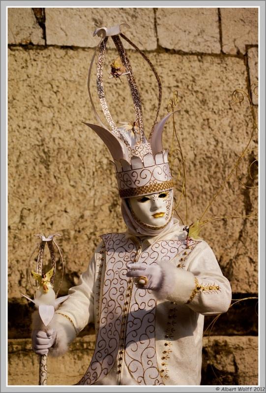 Annecy, carnaval vénitien (blanc suite)