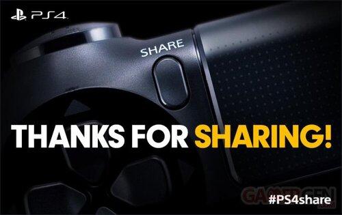 Bienvenue sur SharePS4 - Présentation du blog