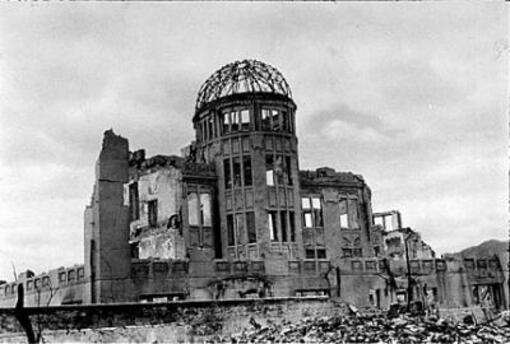 La bombe d'hiroshima - La Seconde Guerre mondial
