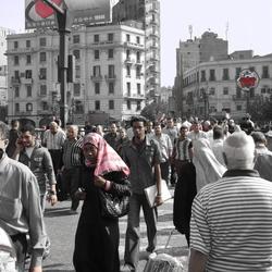 Le Caire, nov. 2010 - © J-C Leroy