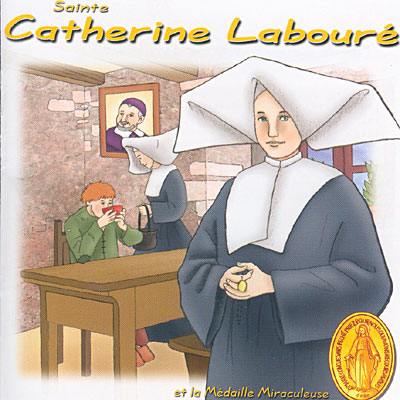 Catherine Labouré (28 novembre et 31 décembre)