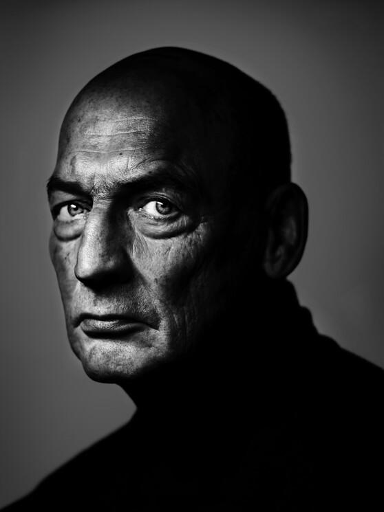 Rem Koolhaas (Stephan Vanfleteren)