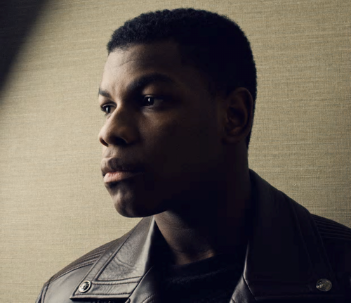 John Boyega: 'I'm very direct. I can't lie'.
