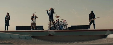 "KORN - ""Finally Free"" Clip"