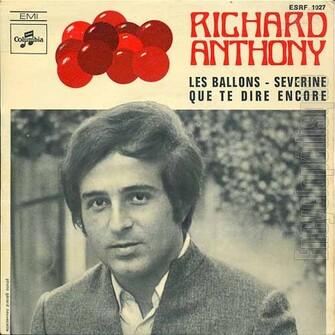 Richard Anthony, 1968