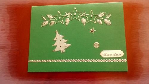 Une série de cartes pour Noel