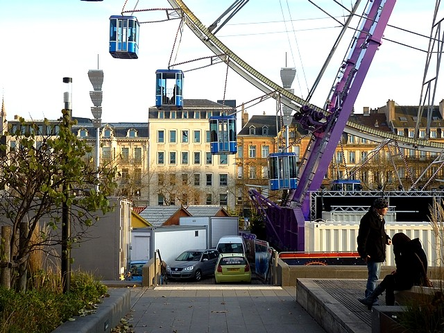 Noël 2012 - La grande roue de Metz 5 Marc de Metz 04 12 20