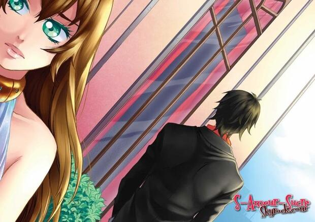 Manga Amour Sucre Tome 5